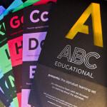 Showcase: Alphabet Learning Set