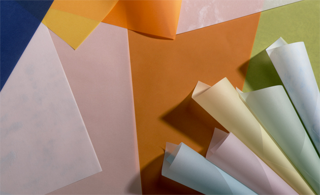 What is vellum paper and how do you use it?