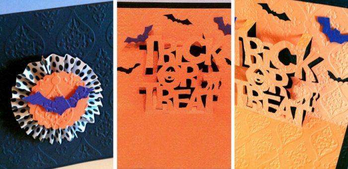 Showcase: Trick or Treat Halloween Card