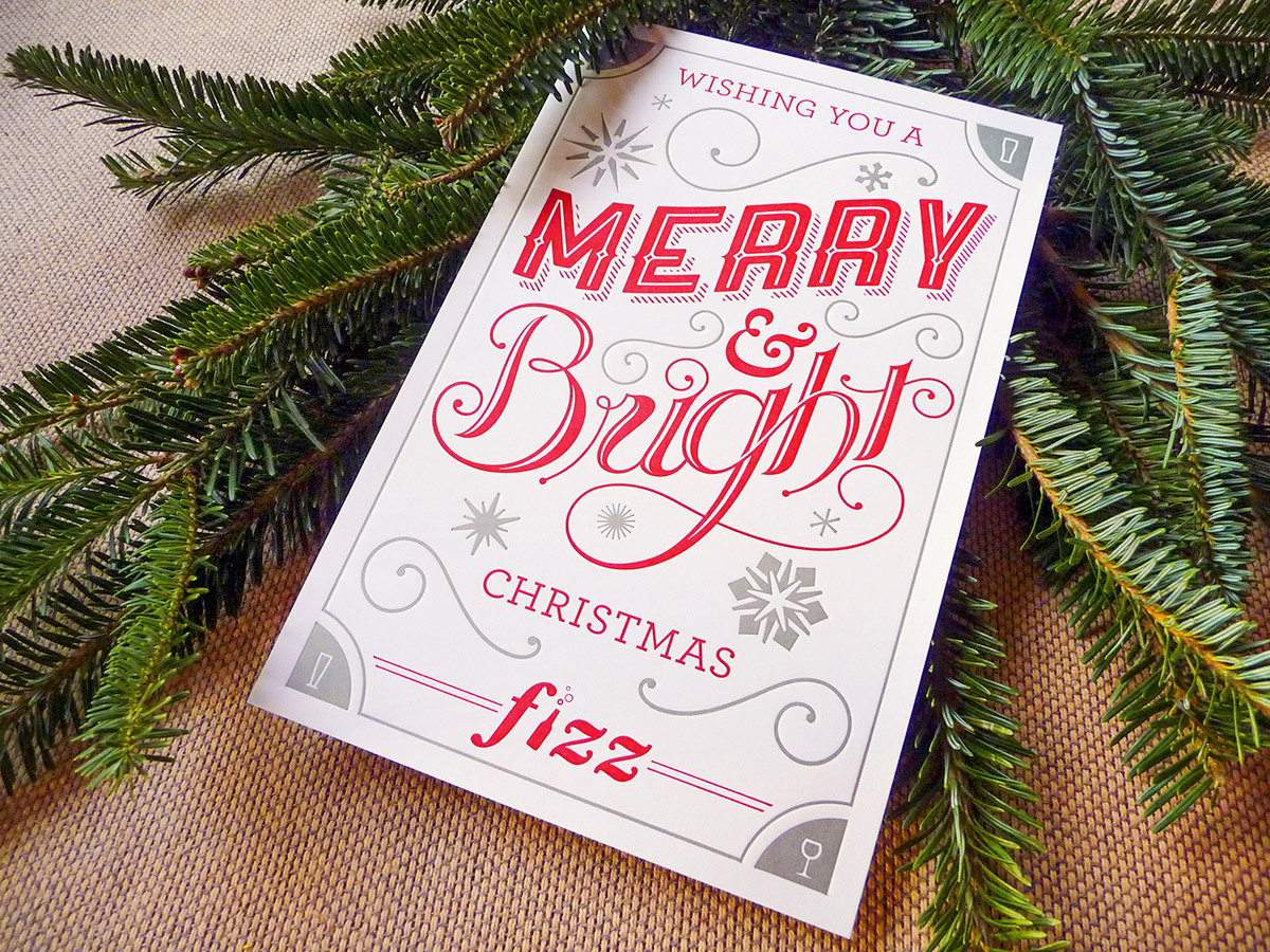 letterpress christmas cards the paper blog