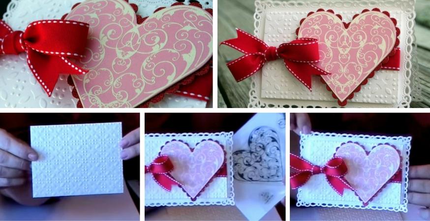 Showcase: Valentine's Day Card