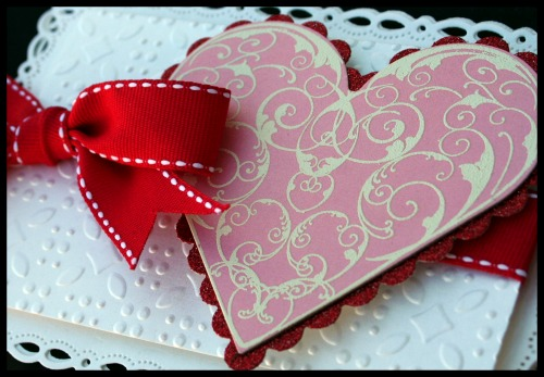 Heart Card Detail