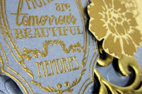Showcase beautiful memories card - featured image
