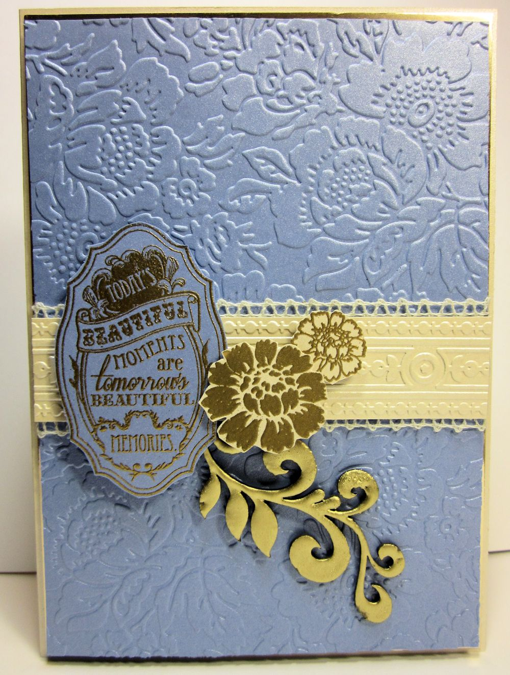Beautiful Memories Card