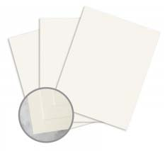 Business Cards Classic Crest Recycled Natural White Card Stock