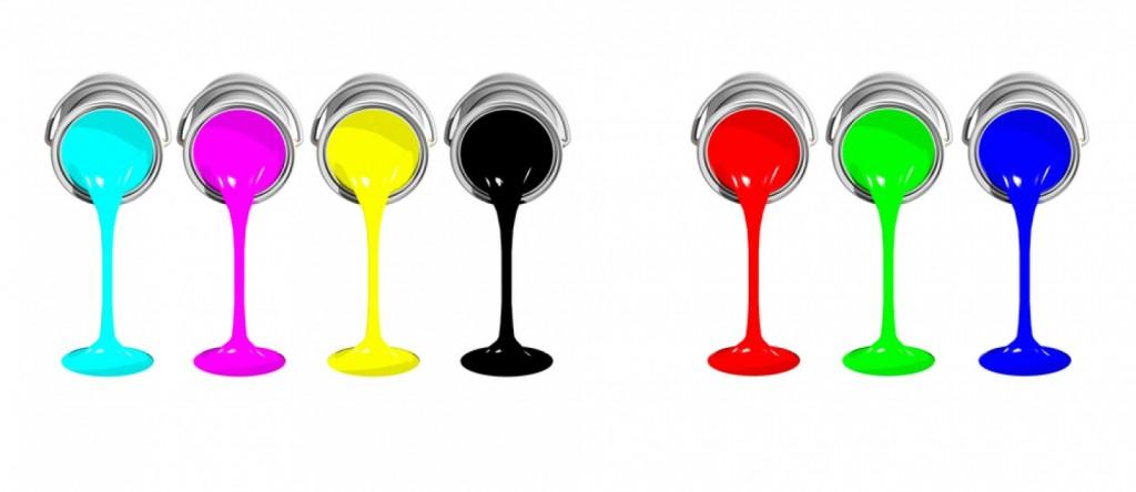 RGB vs CMYK Color Model