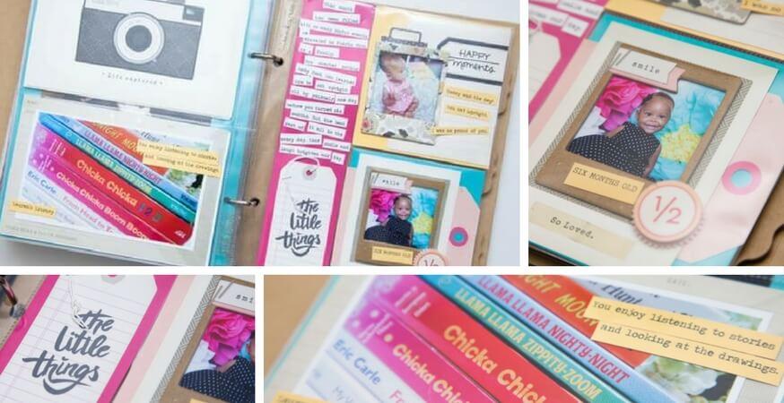 Showcase: Paper Suite Pocket Pages