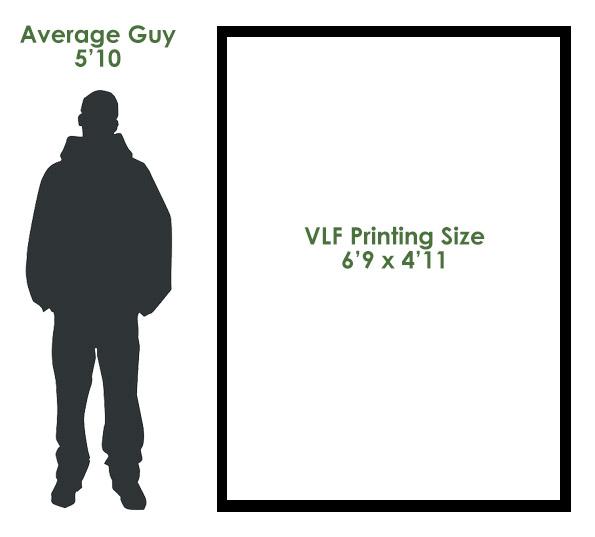 Average Guy vs. VLF Printing