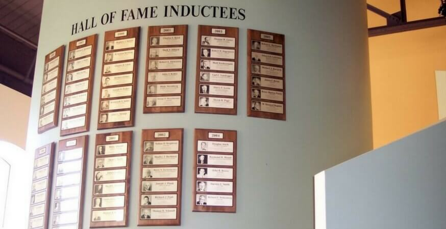 The Paper Industry International Hall of Fame Recognizes 6 New Inductees