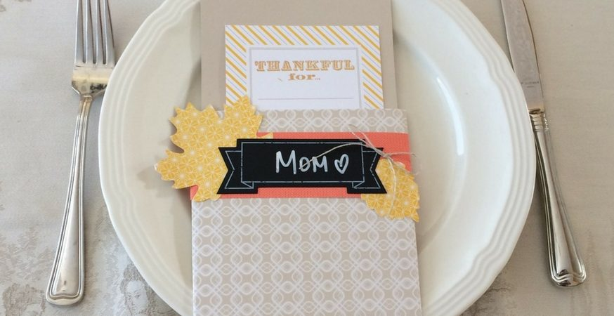 7 Super Simple DIY Thanksgiving Decorations