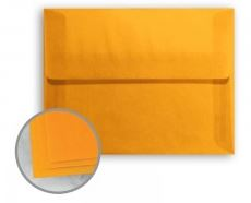 Glama Natural Orange Envelopes