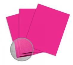 Astrobrights Fireball Fuscia Card Stock Cover