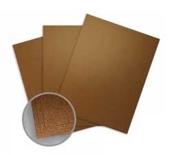 Elan Metallics Bronze Card Stock