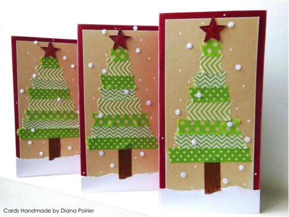 Handmade Cards by Diana Poirier