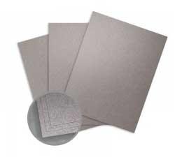 Elan Metallics Graphite Card Stock