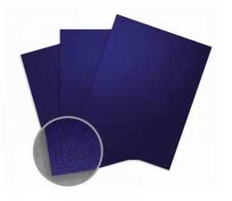 Elan Metallics Midnight Blue Card Stock