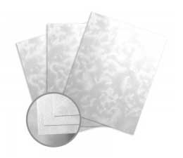 Pearlescents White Card Stock