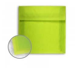 Glama Natural Kiwi Square Envelopes