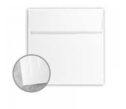 Exact Ice White Square Envelopes