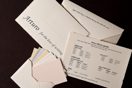 Arturo Paper Sample Pack Magnani Papers