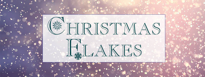 Featured Fonts Christmas Flakes