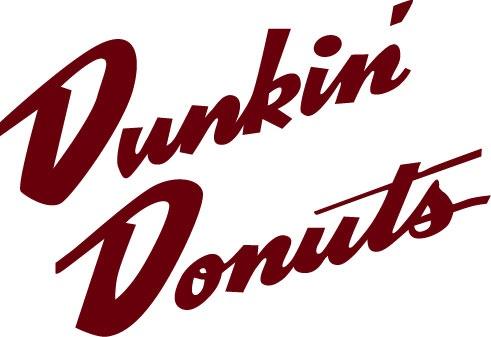 Dunkin Donuts Logo 1950s