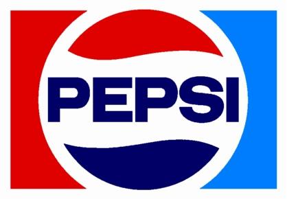 Pepsi Logo 1980s