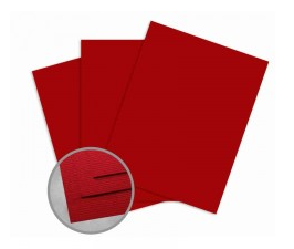 ColorMates Smooth & Silky Cardinal Red Cardstock Valentines Day