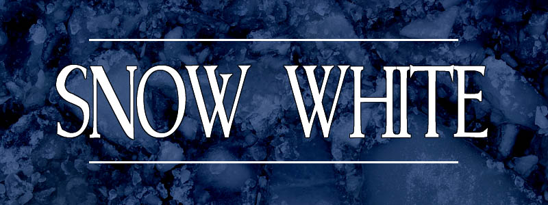 Featured Fonts Snow White