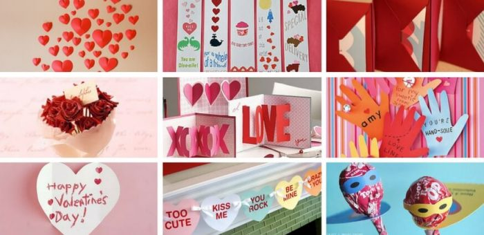 9 DIY Valentine's Day Cards, Gifts, & Decorations