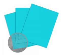 Cascata Turquoise Card Stock Valentines Day
