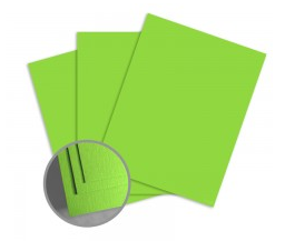 ColorMates Smooth & Silky Light Green Card Stock Valentines Day