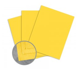 Cascata Golden Yellow Card Stock Valentines Day