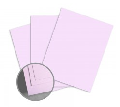 ColorMates Smooth & Silky Lilac Card Stock Valentines Day