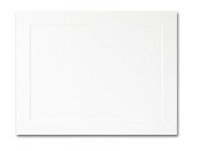 Fine Impressions Hi White Flat Panel Cards