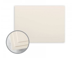 CLASSIC CREST Classic Cream Flat Panel Cards