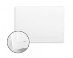 CLASSIC CREST Solar White Flat Panel Cards