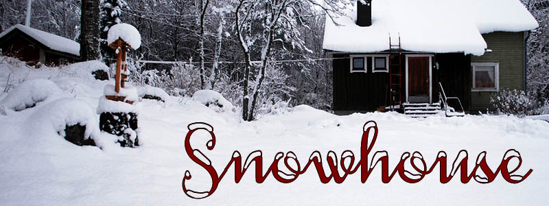 Featured Font Snowhouse