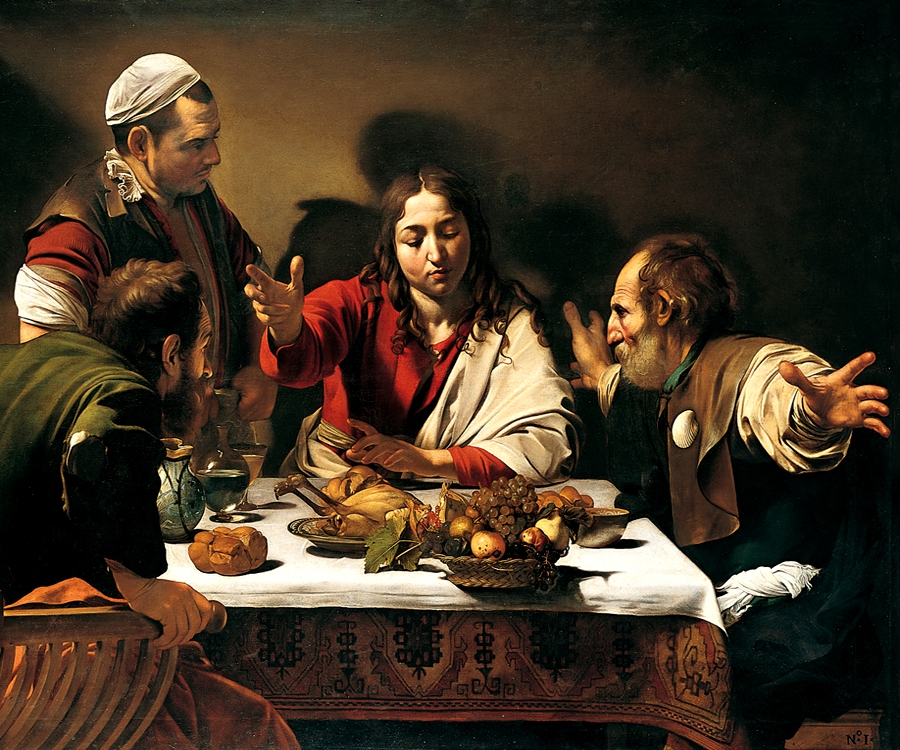 Caravaggio Baroque Art