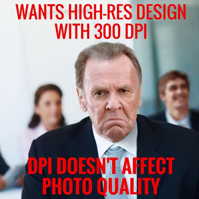 DPI Meme