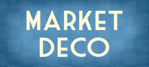 Featured Wedding Fonts Market Deco