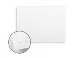 White Flat Cards