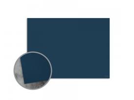 Dark Blue Flat Cards