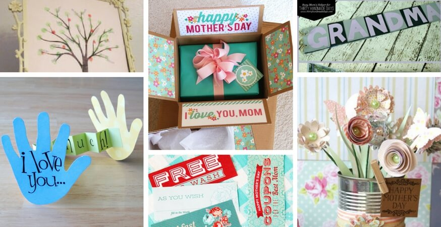 11 Last Minute Mother's Day Ideas