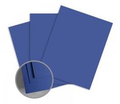 ColorMates Dark Ocean Blue Card Stock