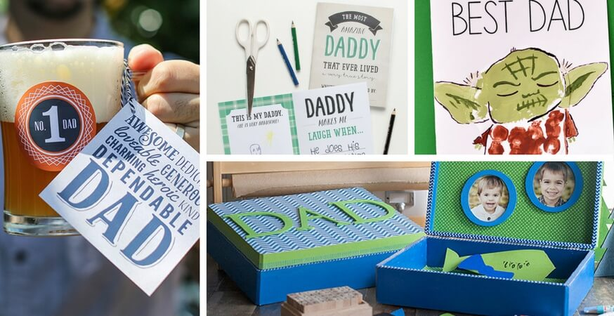 5 Father's Day DIYs