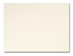 Fine Impressions Ecru Flat Cards