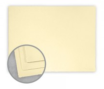 Arturo Buttercream Flat Cards - Arturo Medium Greeting Single