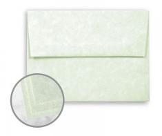 Astroparche Celadon Envelopes
