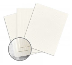 CLASSIC COLUMNS Recycled 100 Natural White Paper